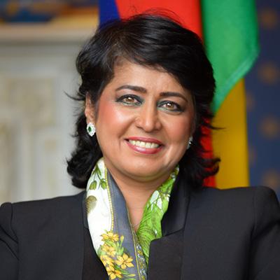 H.E Dr. Ameenah Gurib-Fakim
