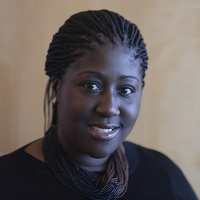 iamtheCODE welcomes Nana-Yaa Appenteng as a Board Advisor