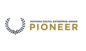 Inspiring Digital Enterprise Award Pioneer - iamtheCODE