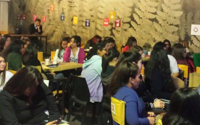 How can technology enable women and girls in Argentina