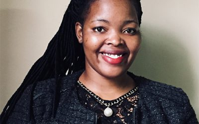 Mbali Hlongwane, founder of Pink Codrs Africa joins iamtheCODE as ambassador