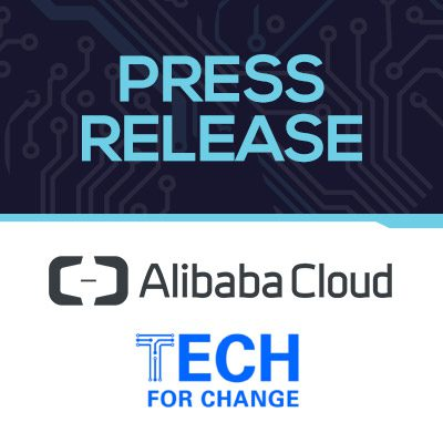 Alibaba Cloud launches Tech for Change Initiative for Social Good