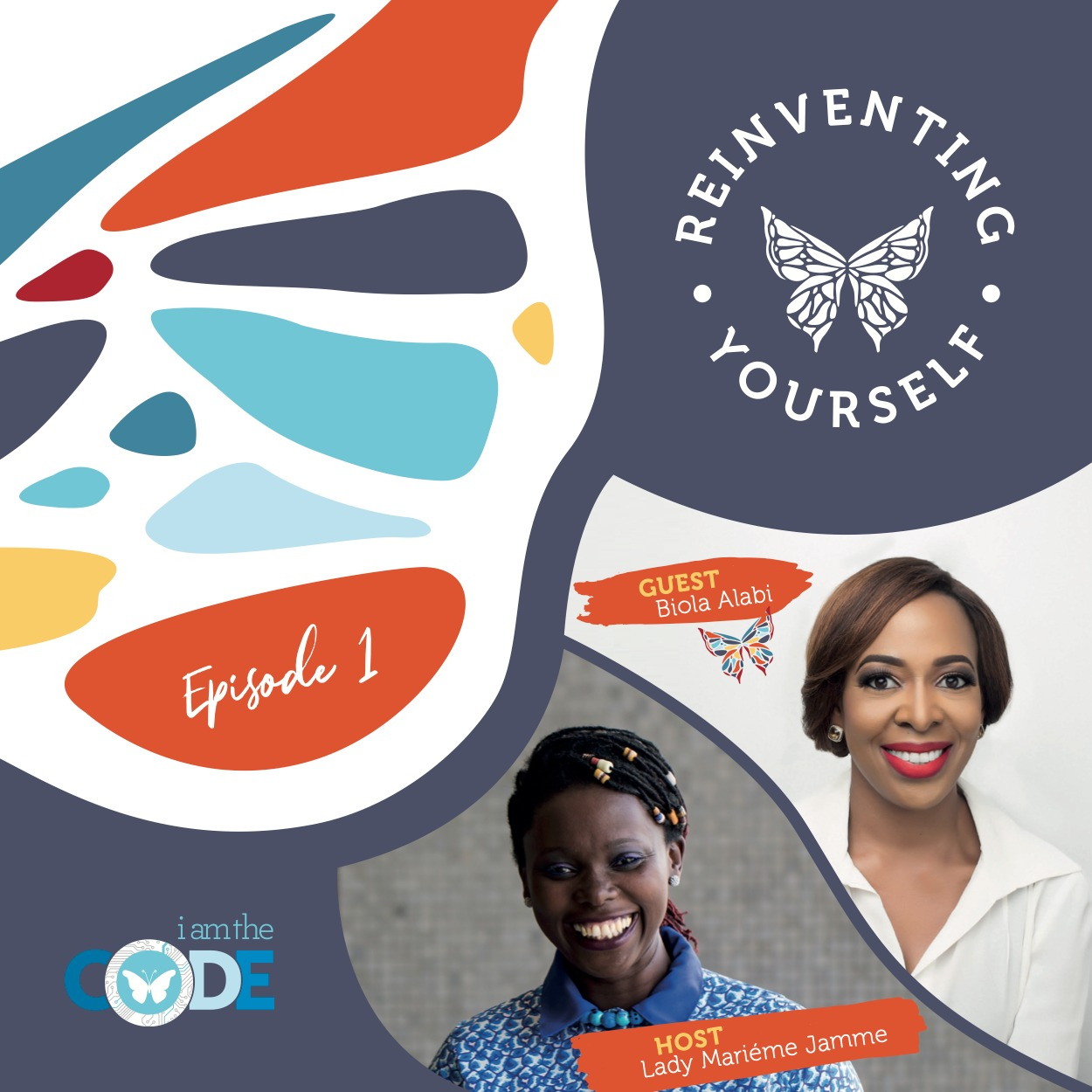 Reinventing Yourself | E1: In Conversation with Biola Alabi: The Power of Storytelling