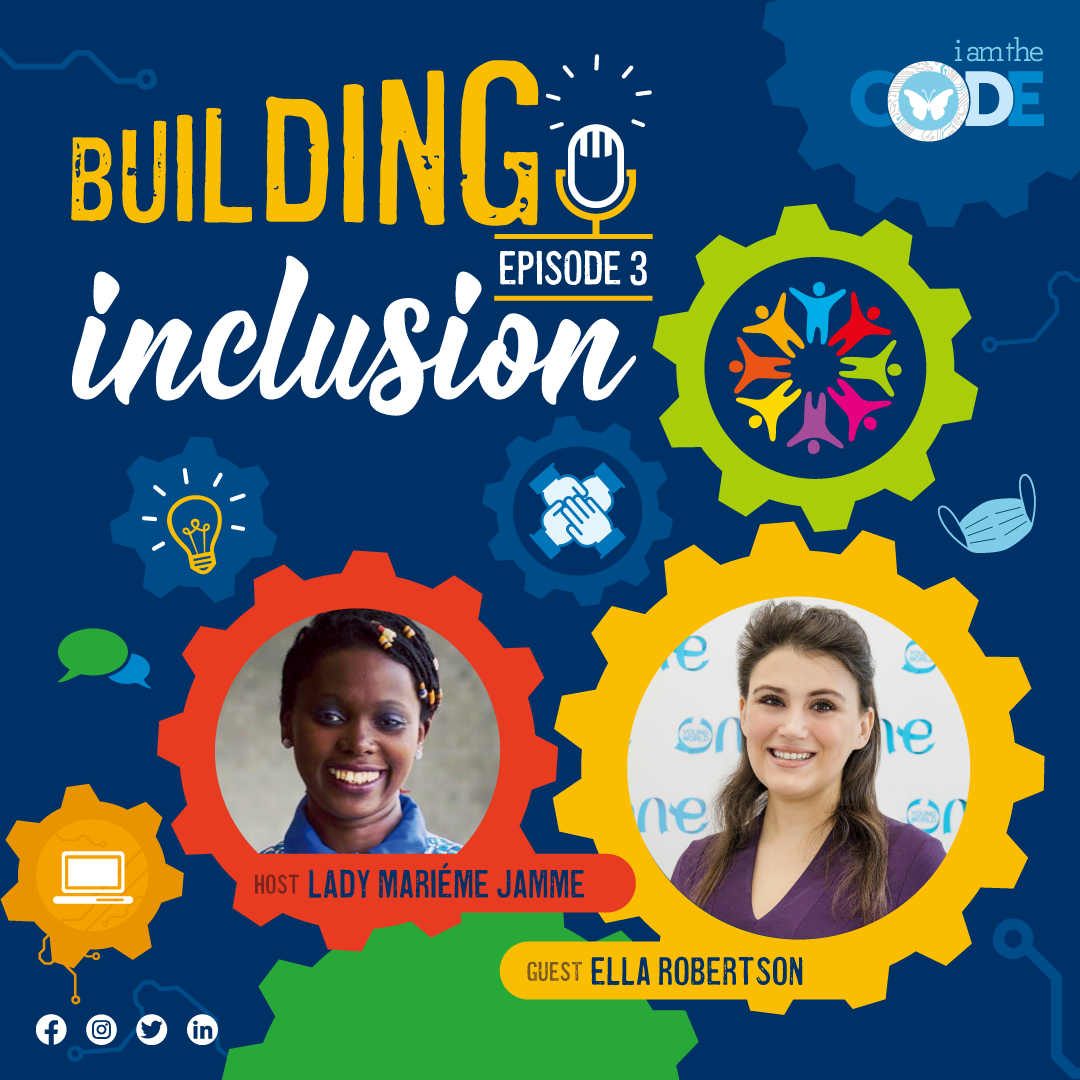 Building Inclusion | S3E3: In Conversation with Ella Robertson – The Power of Influence