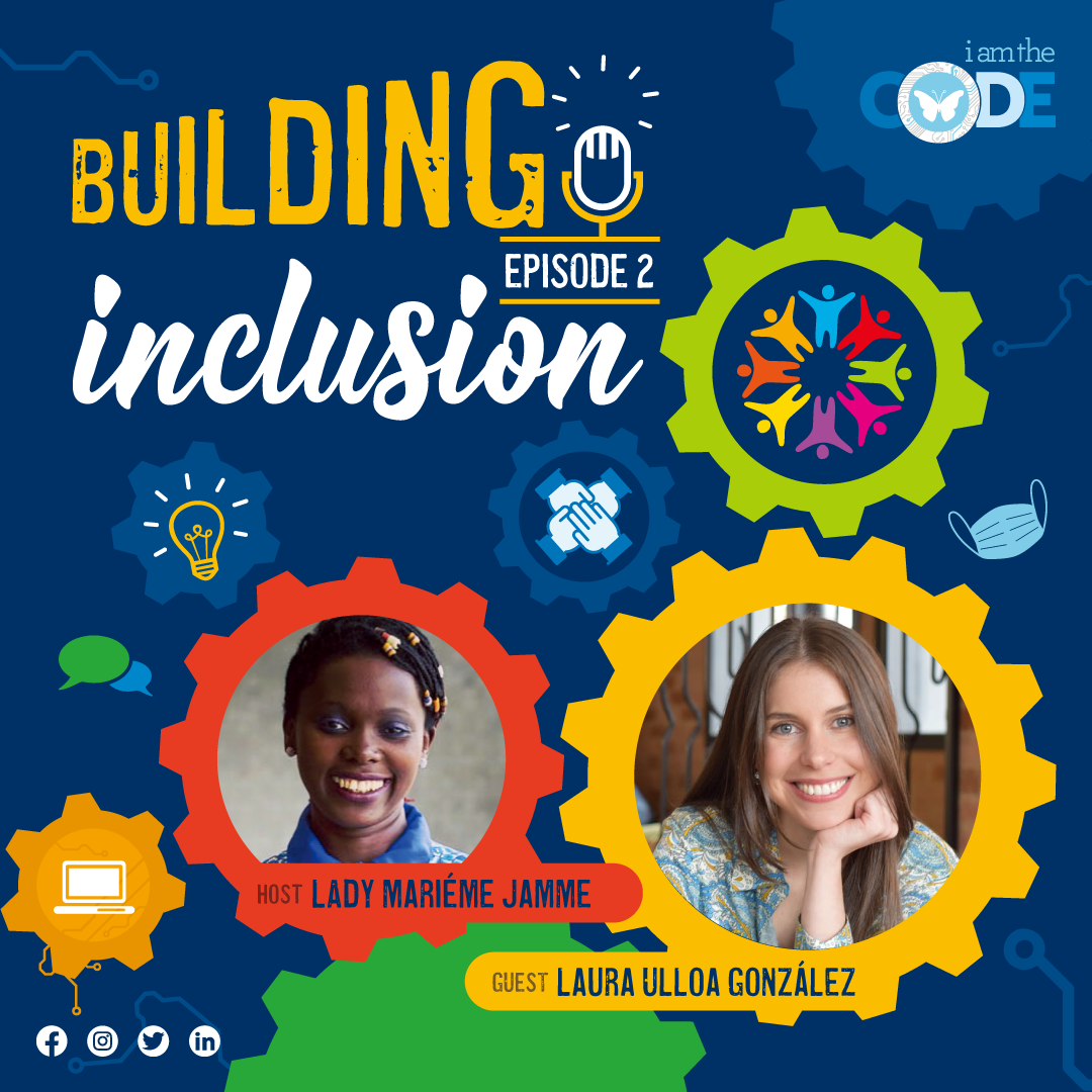 Building Inclusion | S3E2: In Conversation with Laura Ulloa González – The Power of Forgiveness