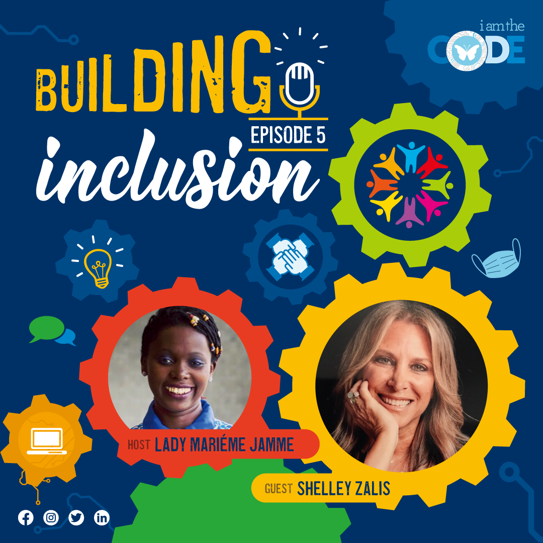 Building Inclusion | S3E5: In Conversation with Shelley Zalis – The Power of Synchronicity