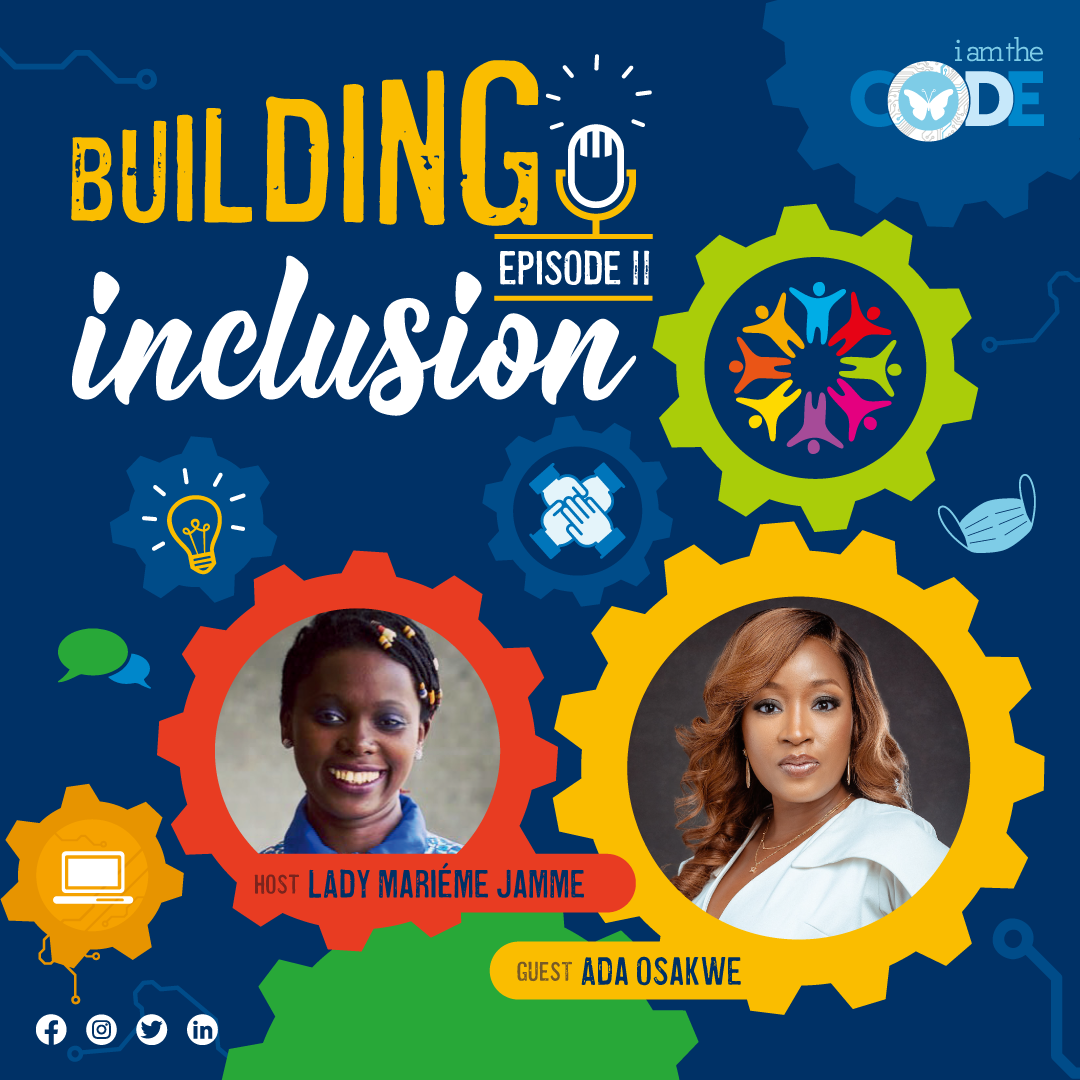 Building Inclusion | S3E11: In Conversation with Ada Osakwe – Nurturing the Power of Food