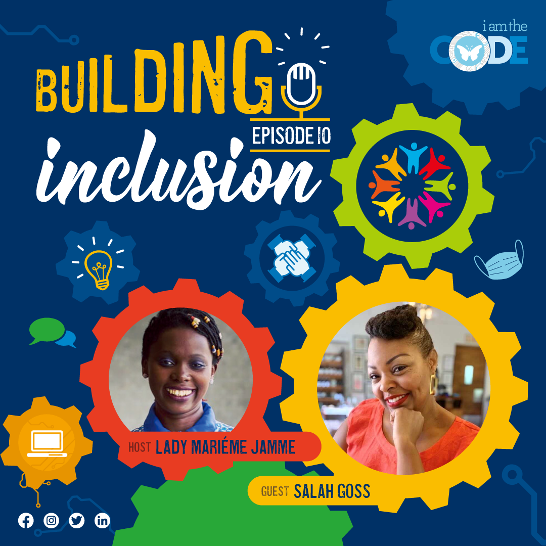 Building Inclusion | S3E10: In Conversation with Salah Goss – The Power of Visibility