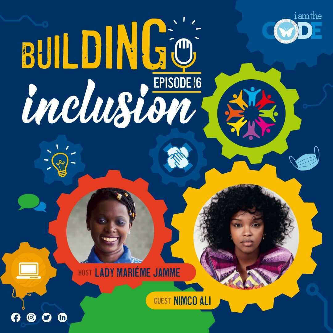 Building Inclusion | S3E16: In Conversation with Nimco Ali – The Power of Authenticity and Acceptance