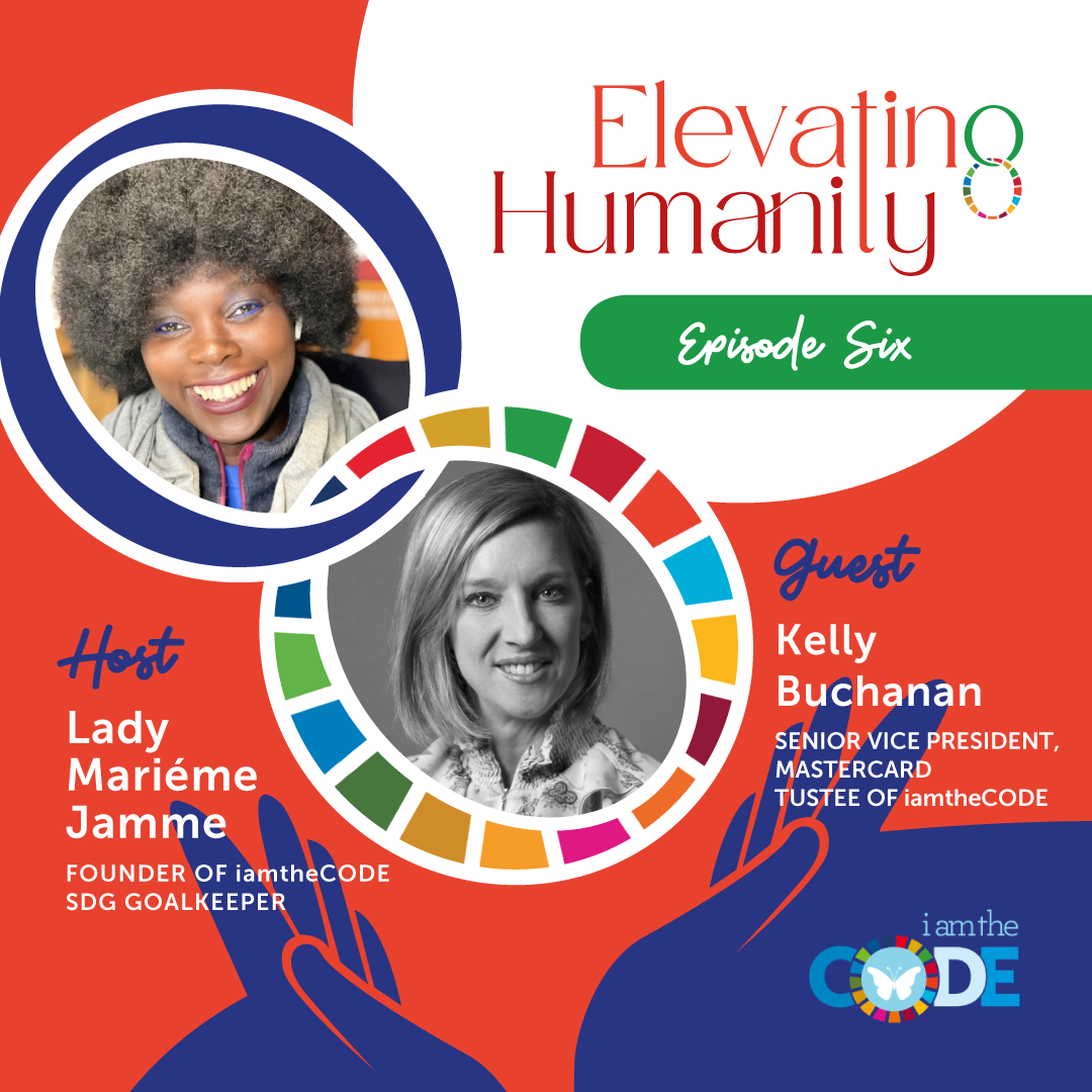 Elevating Humanity | S4E6: In Conversation with Kelly Buchanan – The Power of Collaboration