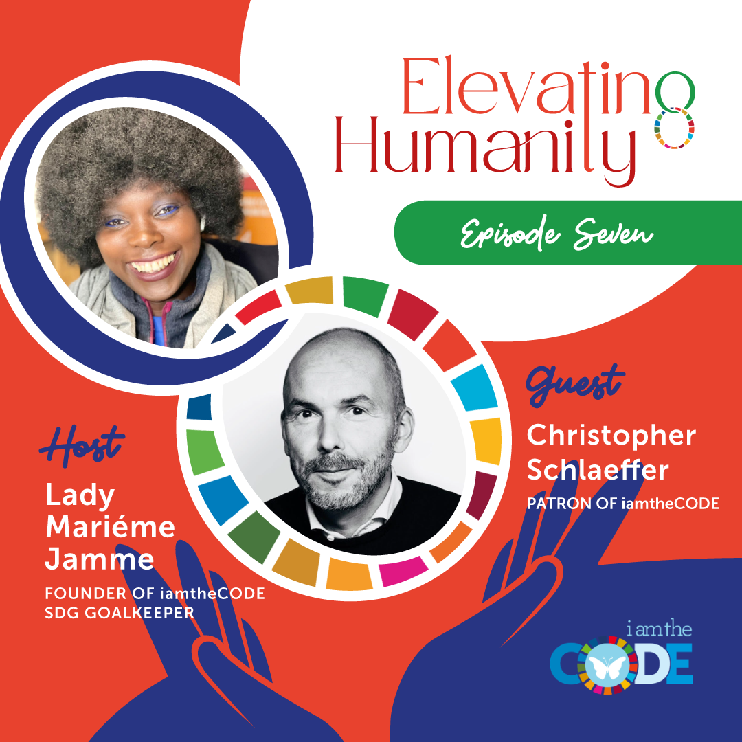 Elevating Humanity | S4E7: In Conversation with Christopher Schlaeffer – The Power of Building Trust