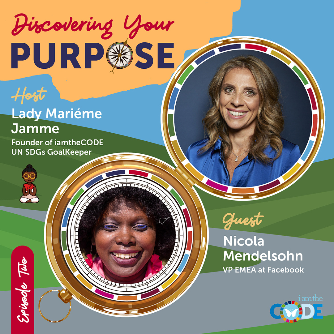 Discovering Your Purpose| S5E2: In Conversation with Nicola Sharon Mendelsohn – The Power of Living with Purpose and Gratitude